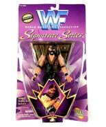 Mankind WWF WWE Jakks Action Figure Signature Series 1 1997 Sealed Mick ... - $24.70
