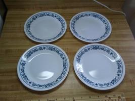 Corelle blue onion plates old town blue - $16.78