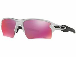 Oakley Flak 2.0 XL Sunglasses OO9188-8359 Silver Prizm Field Lens| - $191.07