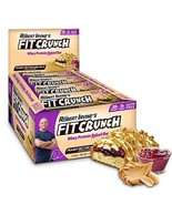 FITCRUNCH Protein Bars, Designed by Robert Irvine, Protein Bar, Gluten F... - $32.85