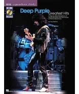 Deep Purple - Greatest Hits (Guitar signature licks) - $22.99