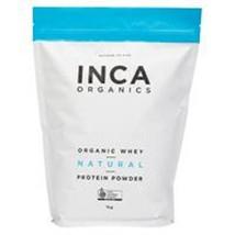 INCA Organics Organic Whey Natural Protein Powder 1Kg - $703.45