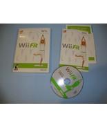 Wii Fit (Nintendo Wii, 2008) - $8.50
