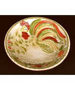 "ROYAL DOULTON Chanticleer Large Rooster Serving Bowl 13"" - $12.99"