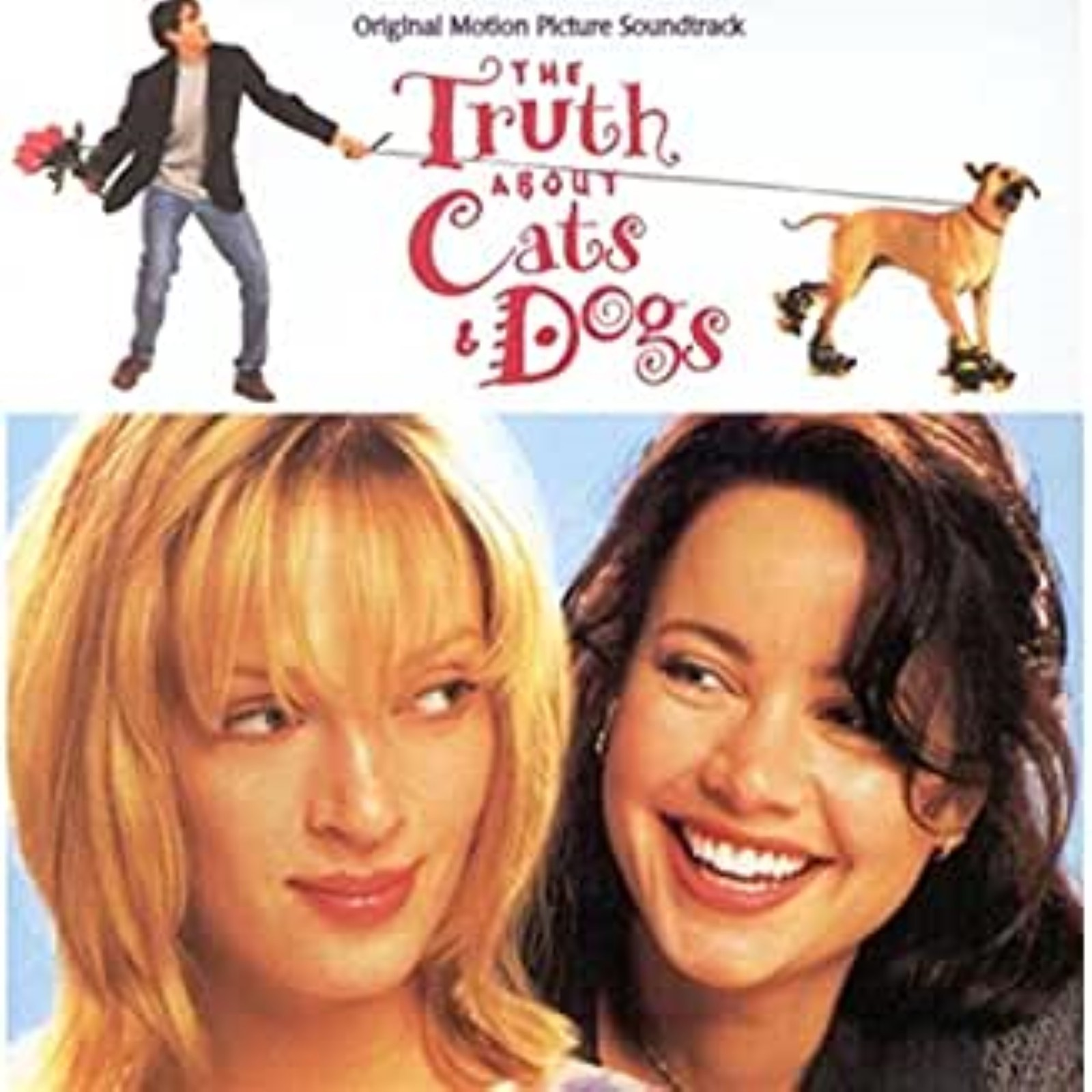 The Truth About Cats & Dogs Soundtrack Cd