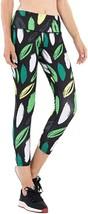 Due East Apparel Women'S High Waist Printed Yoga Pants Tummy Control Wor... - $19.79