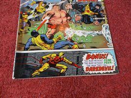 Marvel Super-Heroes # 22 * r/p DAREDEVIL # 2 & X-MEN # 3 * FN+/VF * Sept. 1969 - $10.00