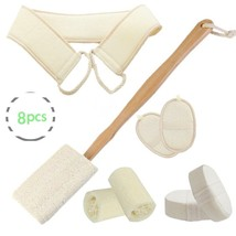 Loofah Luxury Home Spa Gift Set All in One Secret To A Healthy Skin - $19.60