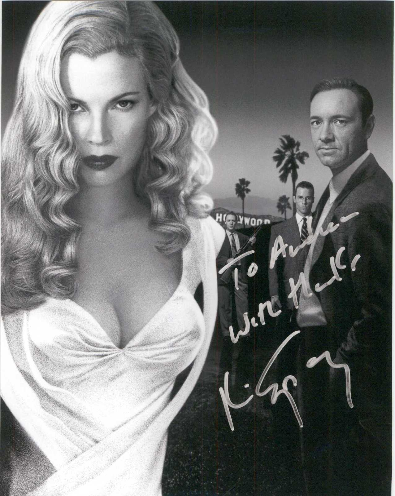 Primary image for Kevin Spacey Signed Autographed Glossy 8x10 Photo