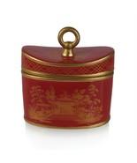 Seda France Jardins du Red Amber Ceramic Two-Wick Candle 20 oz - $69.99