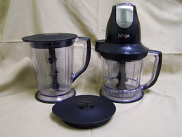 Ninja QB1005 Master Prep Professional 450W Pulse Blender & small Food Processor - $39.59
