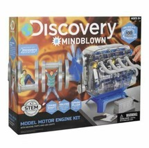 Discovery Mindblown Toy Kids Model Engine Kit Great toy for teaching kids - $29.70