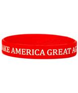 RED+STARS Make America Great Again Bracelet NEW - $4.50