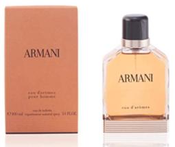 Giorgio Armani D'Aromes Eau De Toilette Spray, 1.7 Ounce - $49.95