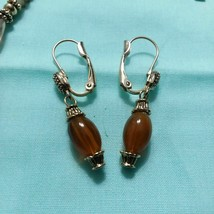 Napier necklace with earrings C03 - $17.77
