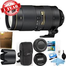 Nikon AF-S NIKKOR 80-400mm f/4.5-5.6G ED VR Lens-Import Model w/ C.K *2208* - $2,123.55