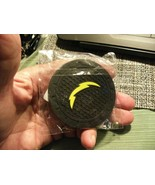 3#F   Auto Cup Holder Coasters LA Chargers  2-Pack Fits Small & Large Size - $9.89
