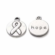 Fashewelry 20Pcs Antique Silver Inspirational (Antique Silver Hope, 20x1... - $13.33