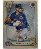 2020 Topps Gypsy Queen Pete Alonso Tarot Of The Diamond Thunder - $3.91