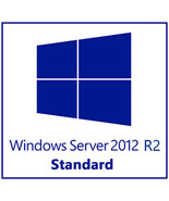 Windows Server 2012 R2 Standard Key & Download - $182,21 MXN