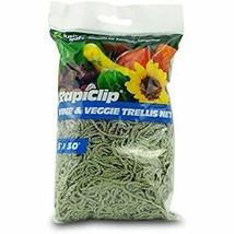 Luster Leaf Garden Net Trellis 5' x 30' for Vine Vegetables Fruits and F... - $17.21