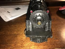 LIONEL 204 STEAM ENGINE PRE WAR VERY VERY RARE VERY NICE REALLY GOOD SHAPE - $261.25
