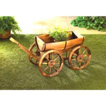 Apple Barrel Planter Wagon - $132.26