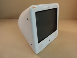 Apple eMac 17in PowerMac 4 4 PowerPC G4 1GHz 80GB Hard Drive A1002 EMC 1955 - $125.67