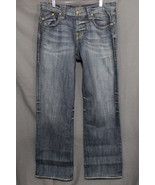 Men's Rock & Republic Ralph 1980 MADE IN USA Jeans Dark Faded Flap 34 x 32 - $29.94