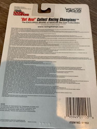Racing Champions Terry Labonte #5 1:64 Scale Diecast NASCAR 1997 Edition