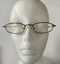 GUESS Designer Eyeglass Frames Metal Womens Childrens 46 20 135 GU1120 B... - $23.75