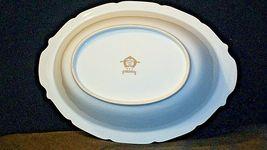 Noritake China Japan Goldora 882 Serving Bowl AA20-2138 Vintage image 6