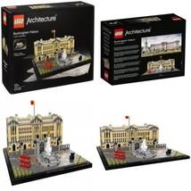 LEGO - 21029 - Architecture - Jeu de Construction - Le Palais de Bucking... - $62.47