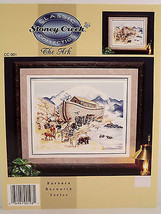 The Ark Stoney Creek Counted Cross Stitch Chart Only  Barb Bosworth Seri... - $11.87