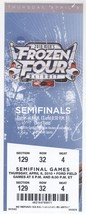Boston College & Wisconsin WIN Frozen Four 2010 SEMIFINAL GAMES Ticket! 4 - $8.41