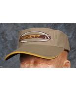 Dale Jarrett #88 Visor  Beige - $4.99