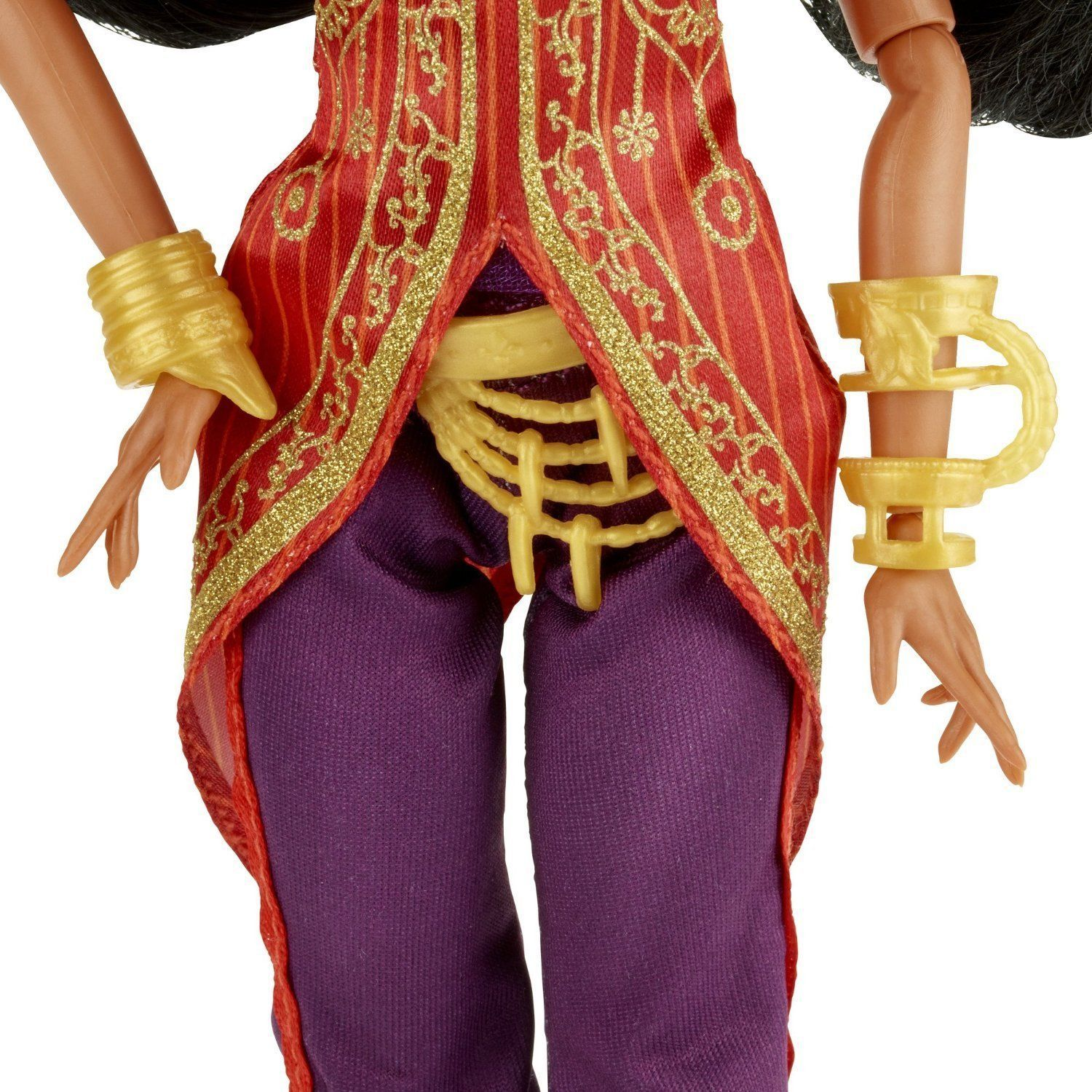 Image 3 of Disney Descendants Villain Genie Chic Freddie IE Doll Isle of the Lost
