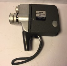 **Check It Out**Canon Vintage Motor Zoom 8 EEE Camera 1960s Untested - $19.99