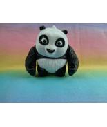 2011 McDonald's Kung Fu Panda 2 Baby Po Roll of Righteousness Plastic Fi... - $2.23