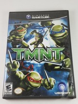 TMNT Teenage Mutant Ninja Turtles Nintendo GameCube 2007 - $13.81