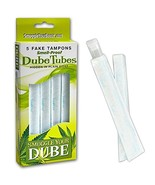 Tampon Dube Tubes: Set of 5 with Wrappers - €15,27 EUR