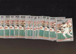 1989 Fleer Boston Red Sox Baseball Card #97 Jim Rice Lot of 30 - $3.80