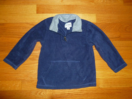 Children's Place Fleece 1/4 Zip Jacket Size 4T - $9.90