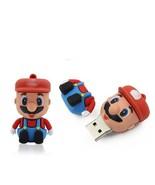 Mario  8GB USB Drive Flash Memory stick pendrive - $10.34