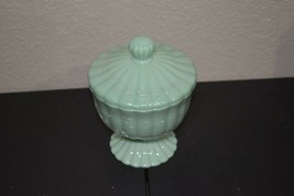 The Pioneer Woman Timeless Beauty Jade Candy Jar with Lid Decor Dish - £16.37 GBP