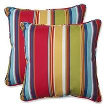 Pillow Perfect Outdoor Westport Garden Throw Pillow, 18.5-Inch, Multicol... - £37.67 GBP