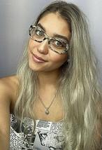 New TORY BURCH TY 6220 6015 Gray 51mm Women's Eyeglasses Frame - $89.99