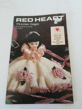 Red Heart Victorian Images - $8.90
