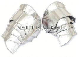 NauticalMart Pauldrons with Blade-Breakers Armor Warrior One Size Armour - $139.61