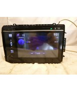 14 15 Honda Civic Touch Radio Cd Player & THEFT CODE 39100-TS8-A52 9XC2 ... - $178.20